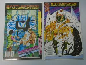 Battleforce set #1+2 8.0 VF (1988)
