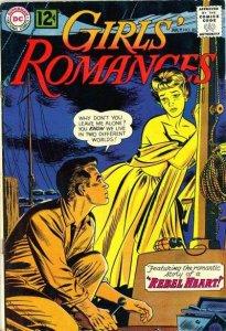 Girls' Romances #85, Fine- (Stock photo)