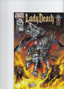 Lady Death #8 (1998)
