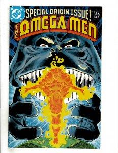 The Omega Men #7 (1983) SR17