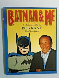 Batman and Me #1 4.0 VG (1989)