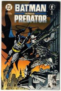 BATMAN vs PREDATOR #1 (1st series)