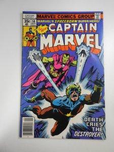 Captain Marvel #58 (1978)