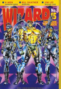 Wizard: The Comics Magazine #15 VF/NM; Wizard | save on shipping - details insid