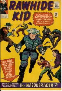 RAWHIDE KID (1960-1979) 49 VF  Dec 1965 Colan repr COMICS BOOK
