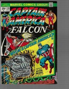 Captain America #178 (Marvel, 1974) - High Grade