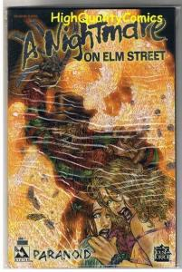 NIGHTMARE on ELM STREET #1, NM+, Paranoid, LIMITED, 2005, more Horror in store