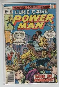 POWER MAN (1974 MARVEL) #46 VF+ A98590