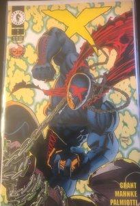 X Dark Horse Comics #5