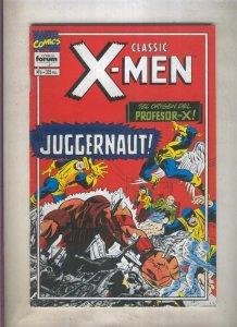 Classic X Men volumen 2 numero 06: El triunfo de Magneto (numerado 2 en trasera)