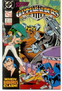 GAMMARAUDERS #2, VF/NM, TSR, Dungeons, Dragons, DC, 1989, more in store