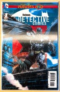Detective Comics: Futures End #1 (2014)