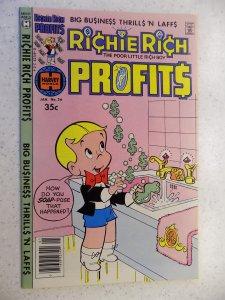 RICHIE RICH PROFITS # 26 HARVEY CARTOON ADVENTURE FUNNY