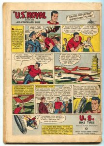 National Comics #68 1948- Barker- Quicksilver G