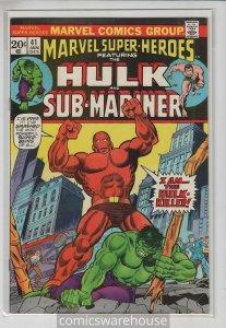MARVEL SUPERHEROES (1967 MARVEL) #41 FN/VF A01447