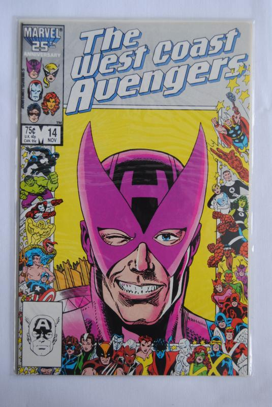 The West Coast Avengers 14