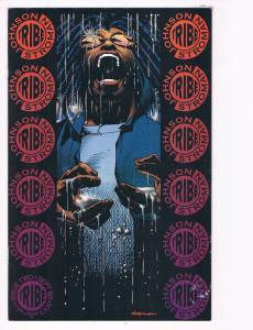 Tribe # 2 VF/NM Axis Comic Book Todd Johnson Larry Stroman Ken Lopez B99