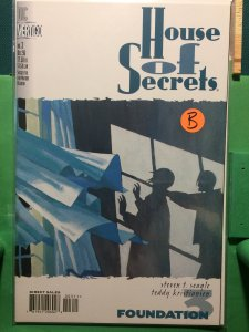 House of Secrets #3