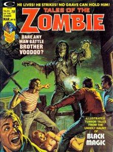 Tales of The Zombie #10 (ungraded) stock photo / ID#001D