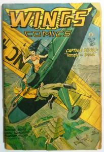 Wings Comics #76, 1.5 (1946)