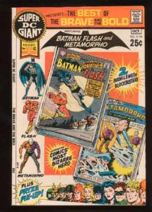 Super DC Giant #16, VF (Actual scan)