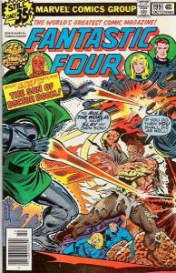 Fantastic Four #199 (Oct-78) VF/NM High-Grade Fantastic Four, Mr. Fantastic (...