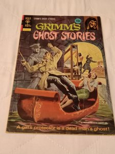 Grimm's Ghost Stories #6 (1972) EA2