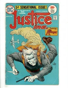 10 DC Comics Justice Inc 1 2 3 4 Legion of Superheroes 1 2 3 World of + J461