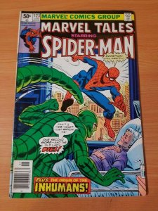 Marvel Tales #123 ~ VERY FINE VF ~ (1981, Marvel Comics)