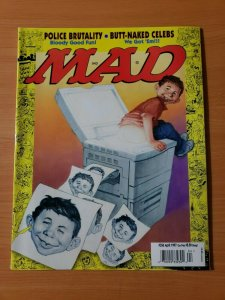 Mad Magazine #356 ~ NEAR MINT NM ~ April 1997