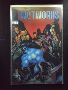 Wetworks #11 (1995)