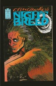 Epic Comics Clive Barkers Night Breed Vol 1 No 25 March 1993