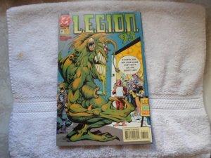 1993 DC COMICS HIGH GRADE LEGION # 61