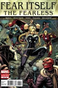 Fear Itself: The Fearless #6, NM (Stock photo)