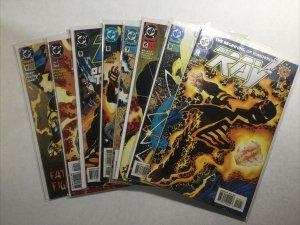 The Ray 0 5-11 5 6 7 8 9 10 11 Lot Run Set Near Mint Nm Dc Comics