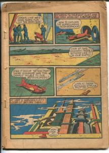 Planet #1 1940-Fiction House-rare-1st issue-P