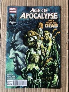 Age of Apocalypse #3 (2012)