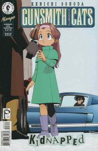 Gunsmith Cats: Kidnapped #3 VF; Dark Horse | save on shipping - details inside