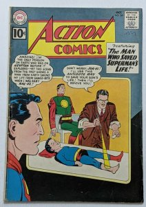 Action Comics #281 (Oct 1961, DC) VG- 3.5 Krypto appearance