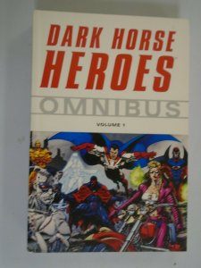 Dark Horse Heroes Omnibus TPB #1 SC 6.0 FN (2008 Dark Horse)