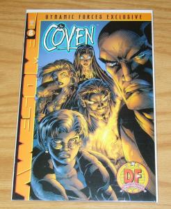 the Coven #2 VF/NM dynamic forces exclusive cover variant w/COA (397 of 3,500)