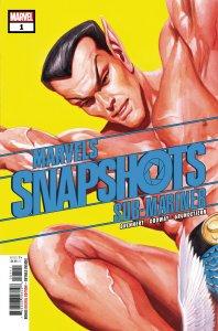 Sub-Mariner Marvels Snapshot #1 (Marvel, 2020) NM