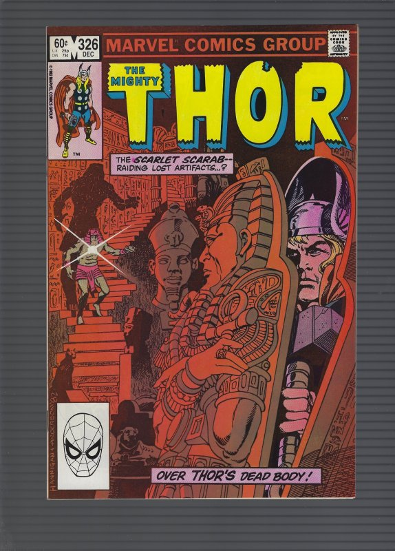 Thor #326 (1982)