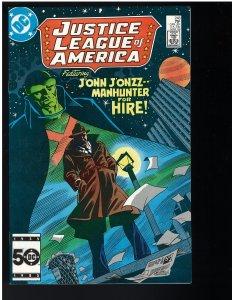 Justice League of America #248 (1986)