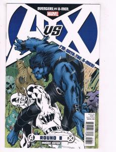 Avengers Vs. X-Men # 8 NM 1st Print Variant Marvel Comic Book Storm Gambit BN10