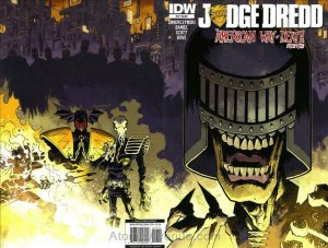 Judge Dredd (4th Series) #17 VF/NM; IDW | save on shipping - details inside
