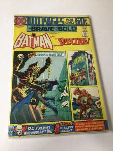 Brave And The Bold Batman And The Spectre! 116 VG Very Good 4.0 DC Comics