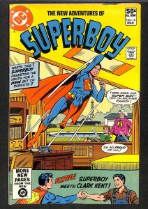 The New Adventures of Superboy #15 (1981)