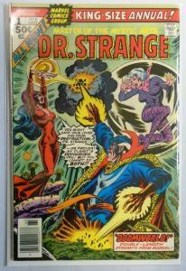 Doctor Strange (2nd Series) Annual #1, 5.0 (1976)