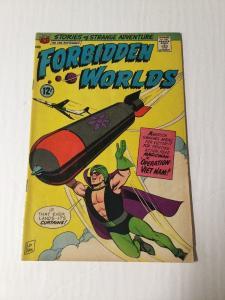 Forbidden Worlds 138 4.5 Vg+ Very Good+ Silver Age